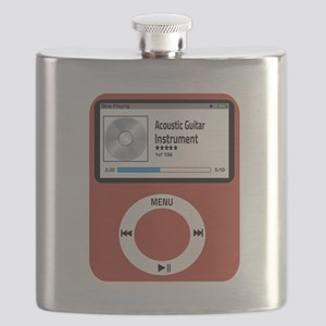 Ipad Acoustic Guitar Flask