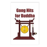 Gong Hits - Postcards (Package of 8)