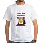 Gong Hits - White T-Shirt