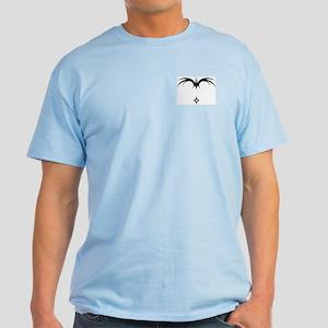 Paraglider Winged Script Light T-Shirt