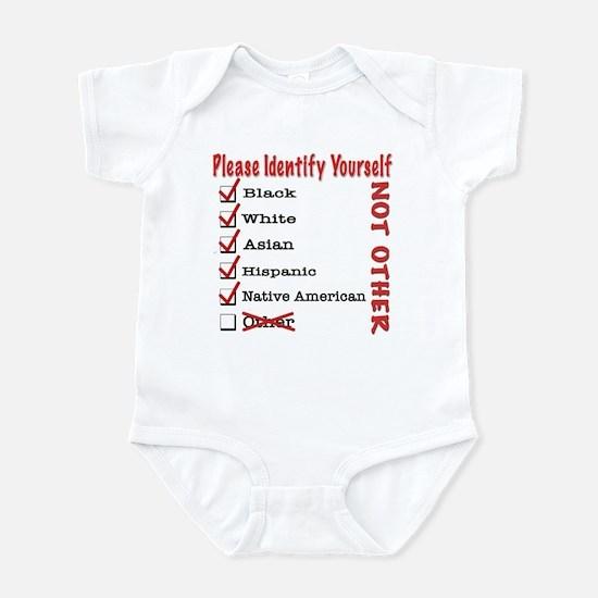 PleaseID-All Infant Bodysuit