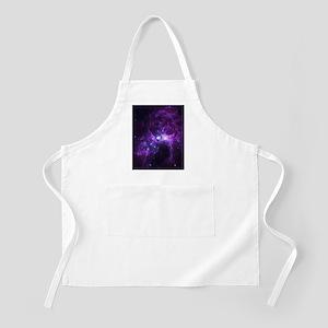 Purple Galaxy Apron