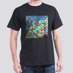Sea Turtles Dark T-Shirt