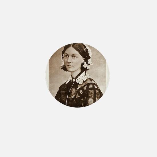 Florence Nightingale Mini Button
