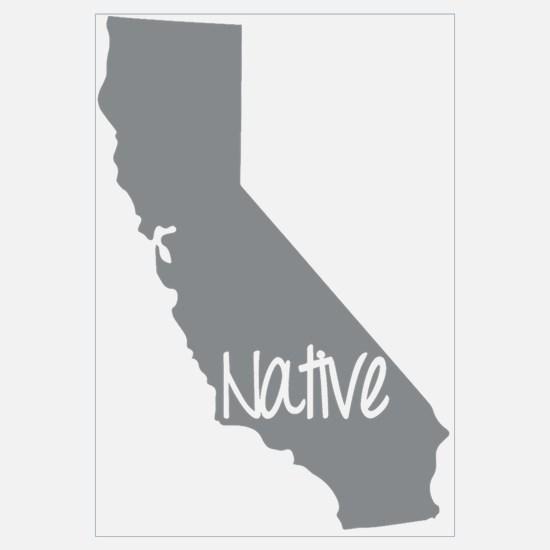 Cute California Wall Art