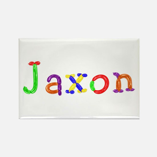 Jaxon Balloons Rectangle Magnet