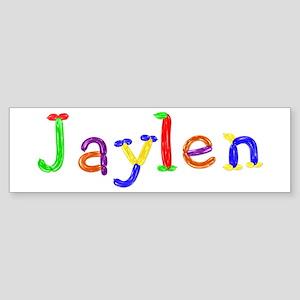 Jaylen Balloons Bumper Sticker