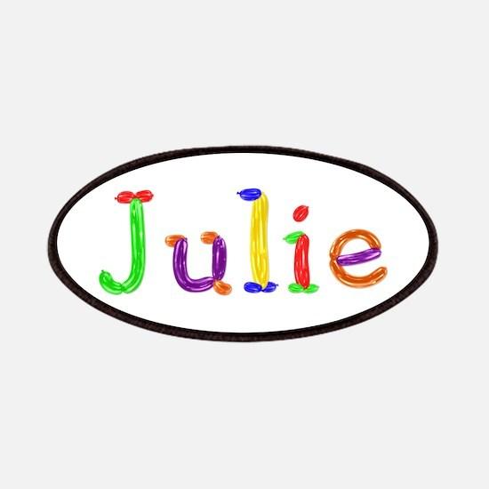 Julie Balloons Patch