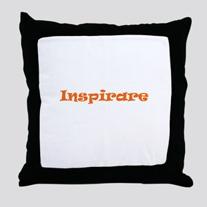 Inspirare Throw Pillow