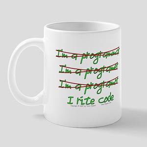 I Rite Code Mug