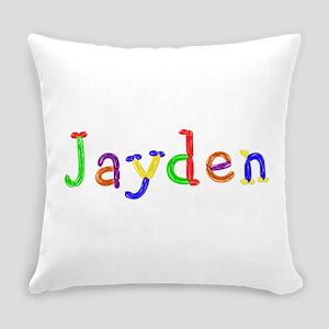 Jayden Balloons Everyday Pillow