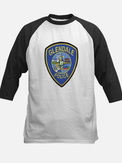 Glendale Police Kids Baseball Jersey