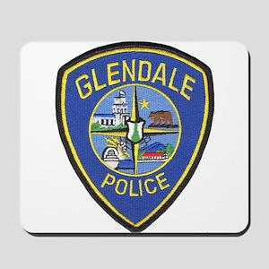 Glendale Police Mousepad