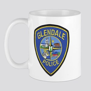 Glendale Police Mug