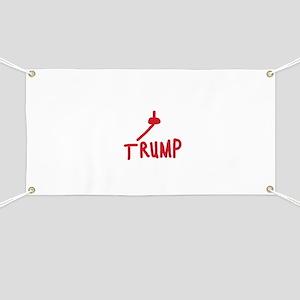 Fuck You Trump Banner