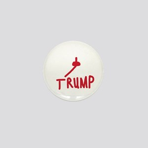 Fuck You Trump Mini Button
