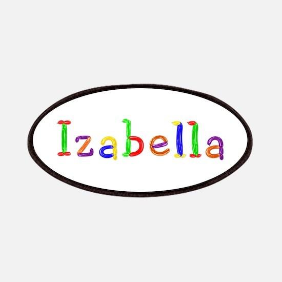 Izabella Balloons Patch