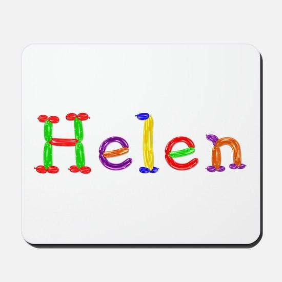 Helen Balloons Mousepad