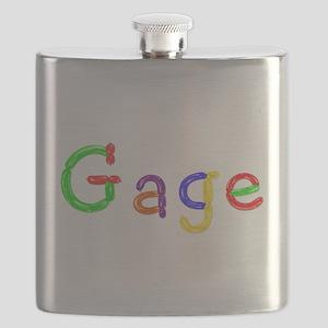 Gage Balloons Flask