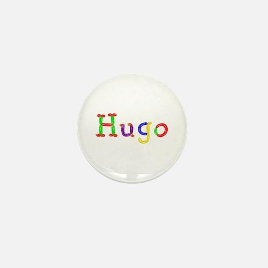 Hugo Balloons Mini Button