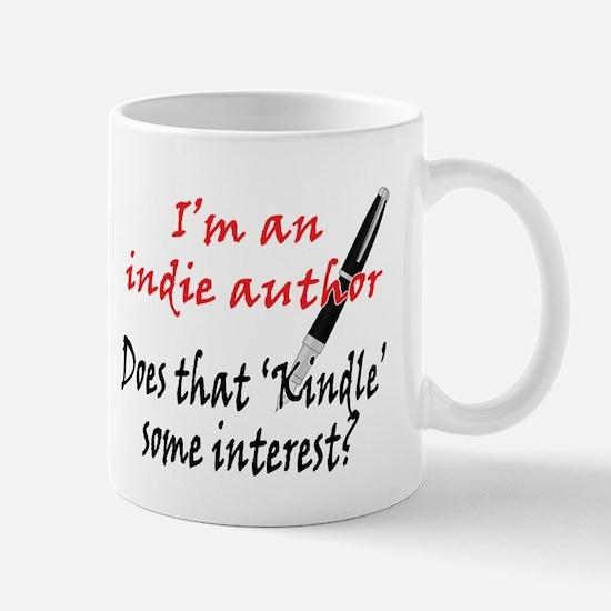 Kindle Some Interest Mugs