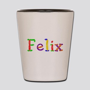 Felix Balloons Shot Glass