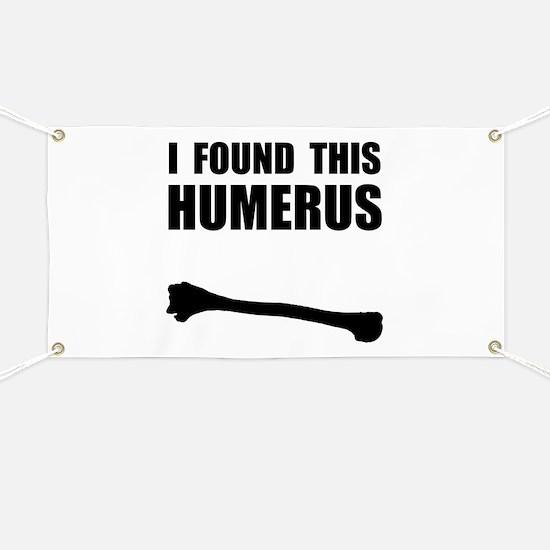 Humerus Banner