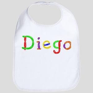 Diego Balloons Bib