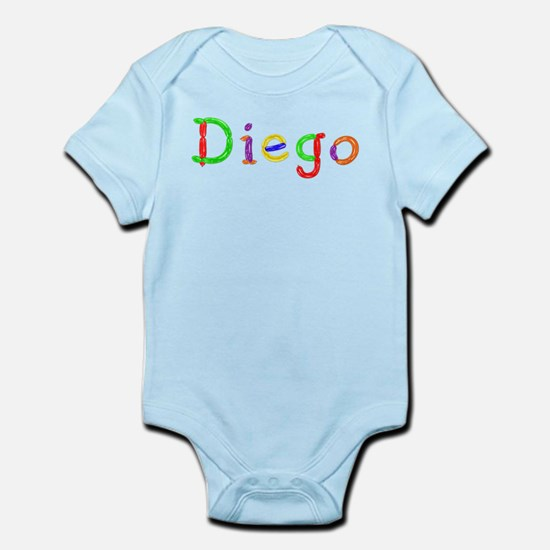 Diego Balloons Body Suit