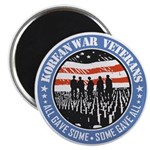 Korean War Veterans Magnets