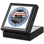 Korean War Veterans Keepsake Box