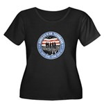 Korean War Veterans Plus Size T-Shirt