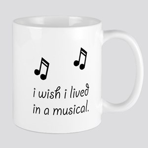 Live In Musical Mugs