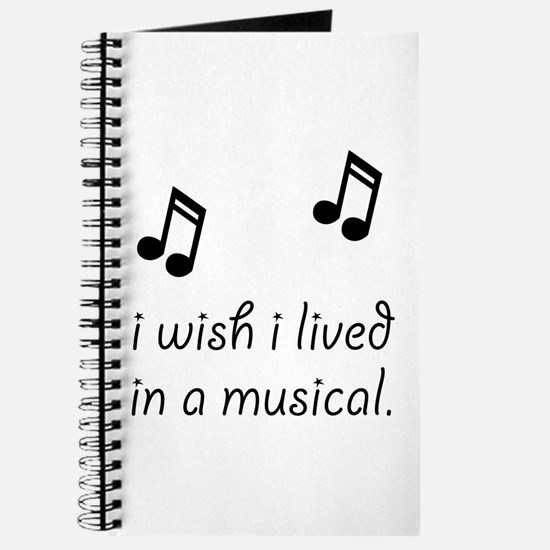 Live In Musical Journal