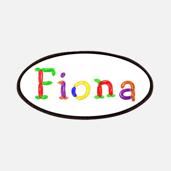 Fiona Balloons Patch