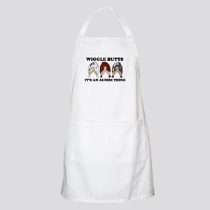Aussie Wiggle Butts Light Apron