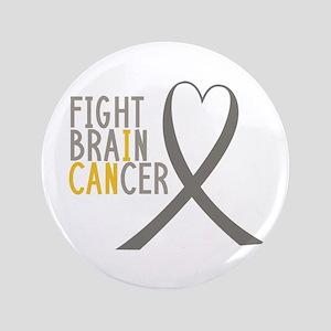 I Fight Brain Cancer Button