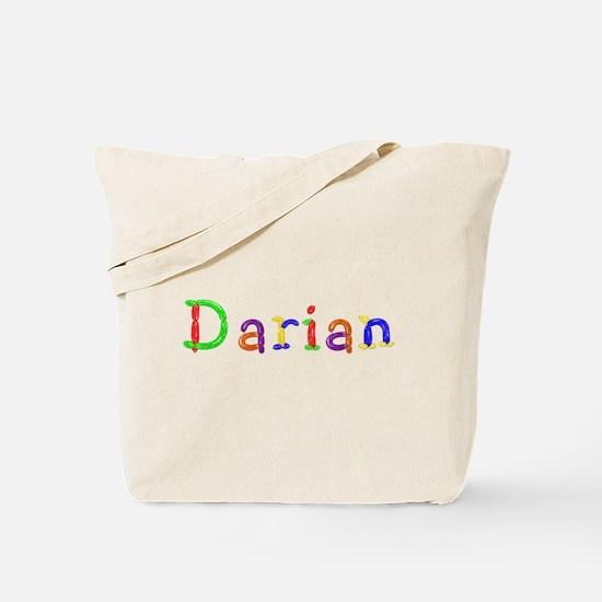 Darian Balloons Tote Bag