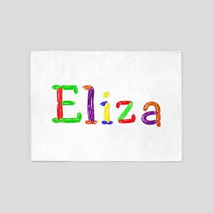 Eliza Balloons 5'x7' Area Rug