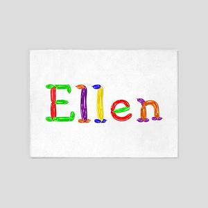 Ellen Balloons 5'x7' Area Rug