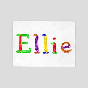 Ellie Balloons 5'x7' Area Rug