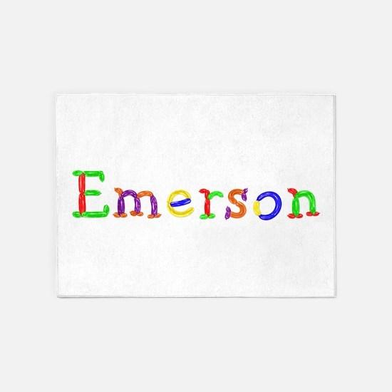 Emerson Balloons 5'x7' Area Rug