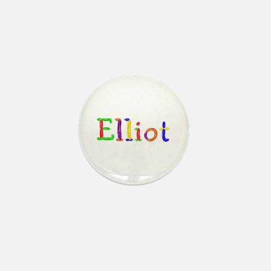Elliot Balloons Mini Button