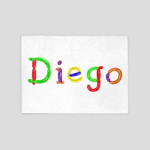 Diego Balloons 5'x7' Area Rug