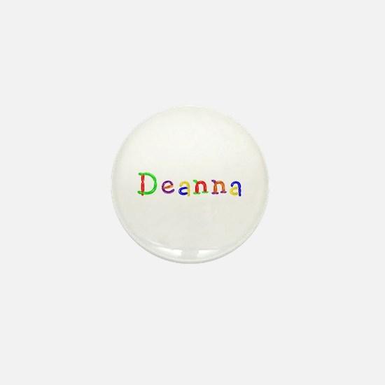 Deanna Balloons Mini Button