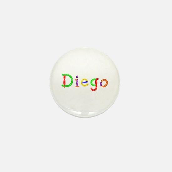 Diego Balloons Mini Button