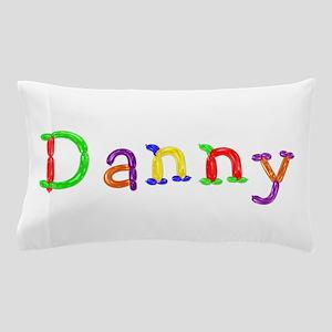 Danny Balloons Pillow Case