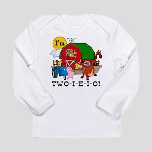 TWO-I-E-I-O Long Sleeve Infant T-Shirt
