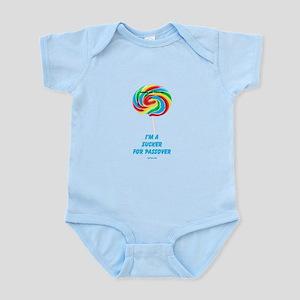 Funny Passover Sucker Infant Bodysuit