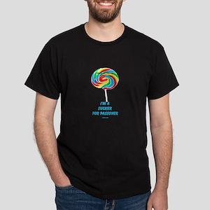 Funny Sucker For Passover Dark T-Shirt